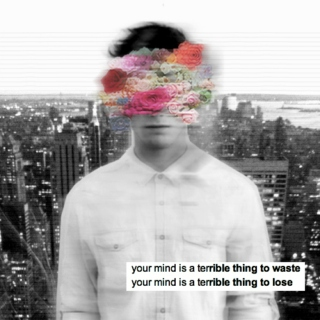 your mind is a terrible thing to waste / /