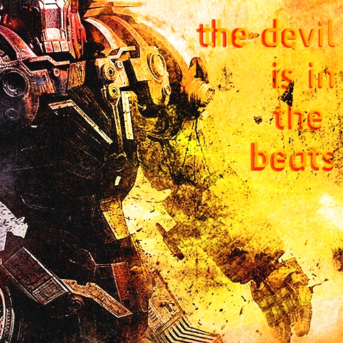 the devil is in the beats | pacific rim mix