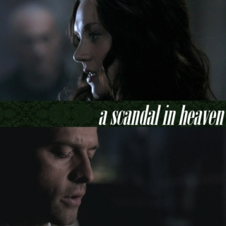 A Scandal in Heaven [SPN AU]