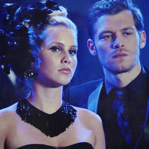 All I Wanted Was to Break Your Walls // A Klaus & Rebekah Fanmix