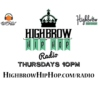 Highbrow Hip Hop Radio Kickoff