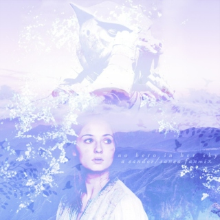 No Hero in Her Sky: A Sandor/Sansa Fanmix