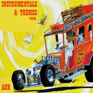 INSTRUMENTALS & THEME TOONS... ' A TOUCH OF VELVET A STING OF BRASS '