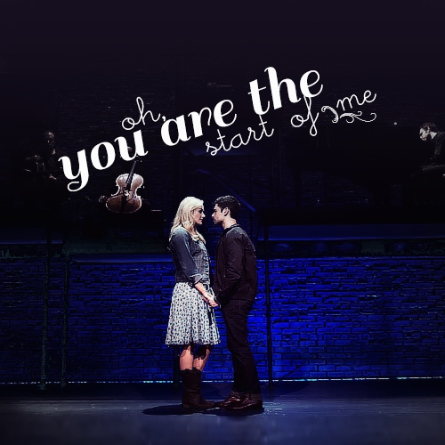 oh, you are the start of me