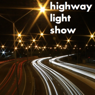 Highway Light Show