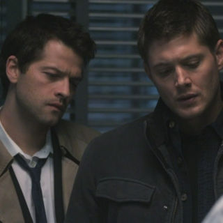 dean and cas are dumb