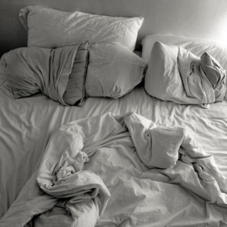 lets lay in bed all day