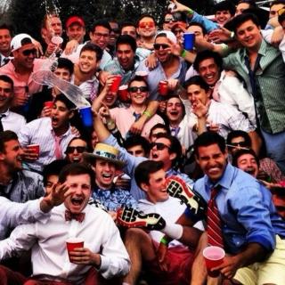 Too Frat to Care
