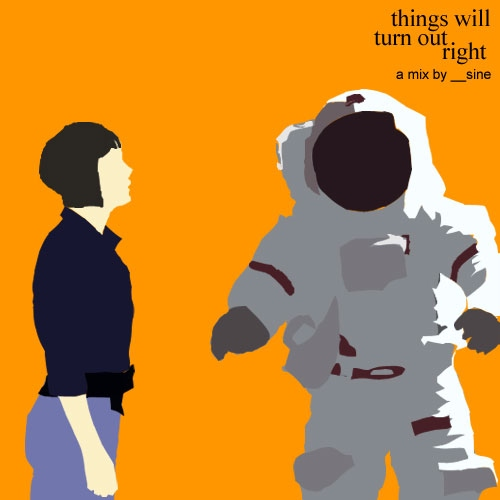 things will turn out right