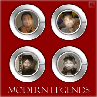 Modern Legends - Bollywood