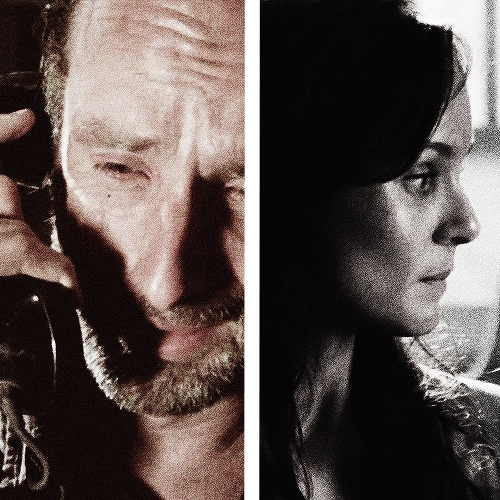 all you ever did was wreck me; Lori and Rick