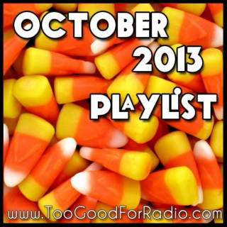 October 2013 Playlist - 50 New Tracks!