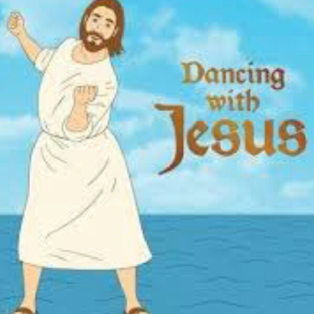 DJ Chill's Dancing with Jesus Mix
