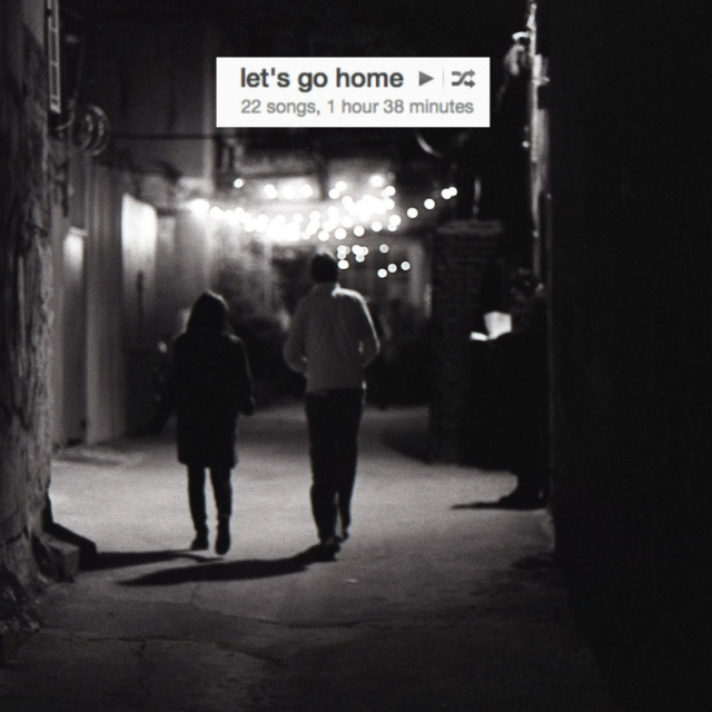 let's go home