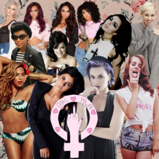 ♡❝who runs the world? girls❞♡
