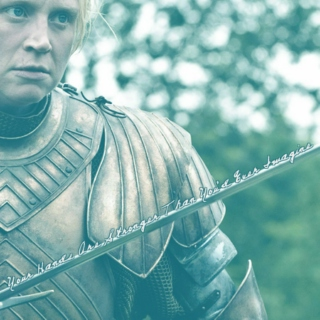 Your Hands Are Stronger Than You'd Ever Imagine [a Brienne of Tarth fanmix]