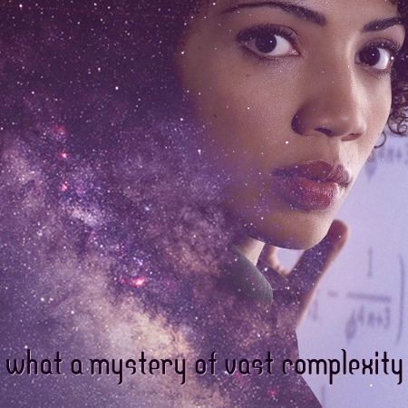What a Mystery of Vast Complexity [a Dana the Intern fanmix]