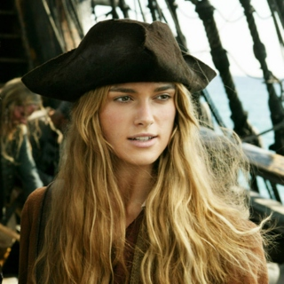 Pirate with ME chillings