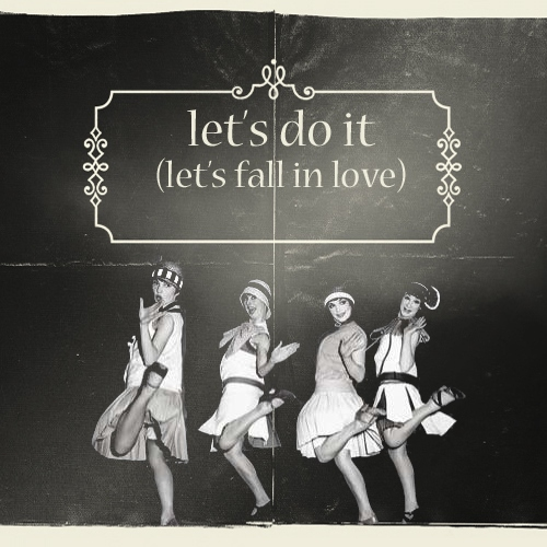 let's do it (let's fall in love)