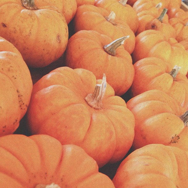 Oh it's October