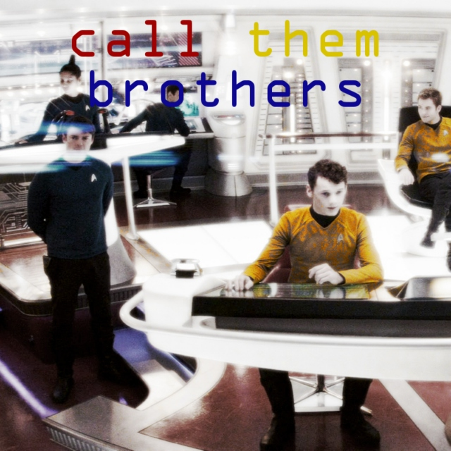 call them brothers.