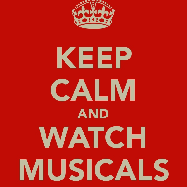 Songs from Musicals!
