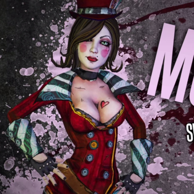 Miss Moxxi's Rock'n'Roll Riot