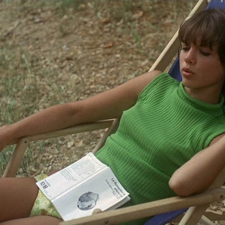Like a movie from Eric Rohmer