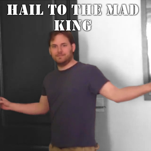 Ryan - Our Mad King
