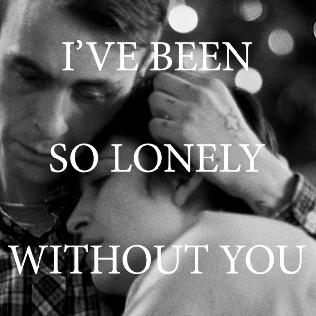I've Been So Lonely Without You