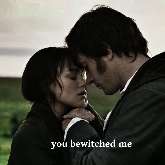 you bewitched me