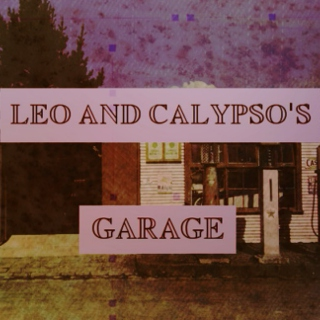 Leo and Calypso's Garage: Auto Repair and Mechanical Monsters