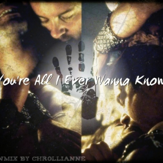 You're All I Ever Wanna Know -Nagron-