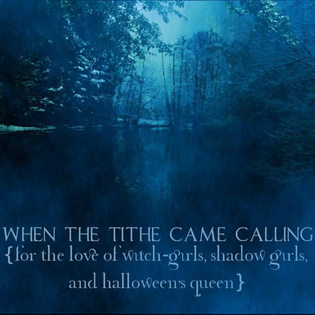 when the tithe came calling