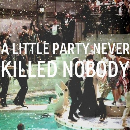 here's to never growing up.
