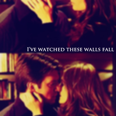 i've watched these walls fall