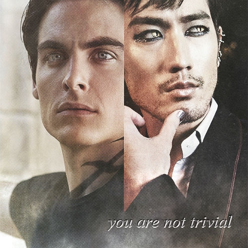 you are not trivial