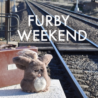 furby weekend.