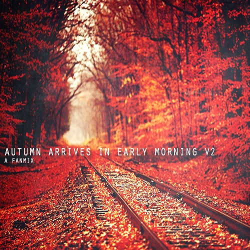 autumn arrives in early morning v2