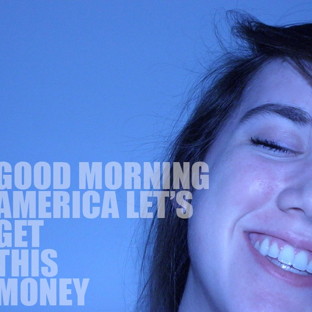 good morning america let's get this money