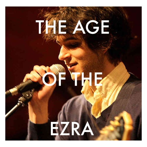 THE AGE OF THE EZRA