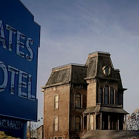 [Diluted] a Norman Bates playlist.