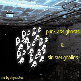 punk ass ghosts & sinister goblins
