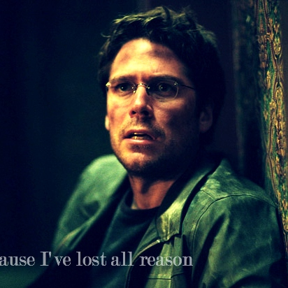 because I've lost all reason
