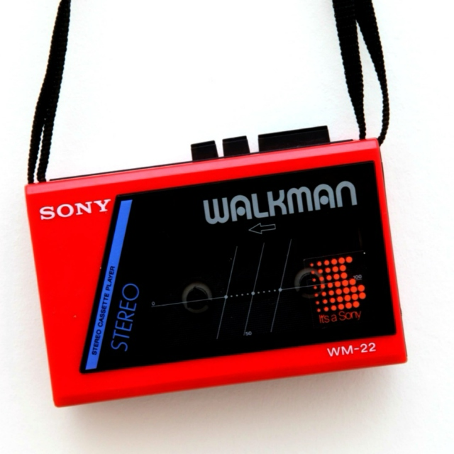 Wedges and Walkmans