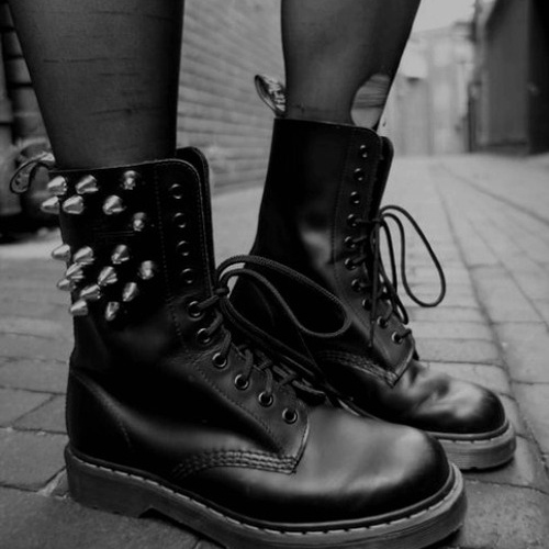 boots and studs