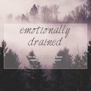 emotionally drained