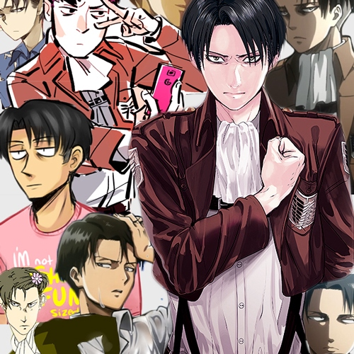 Levi (Attack on Titan fanmix)