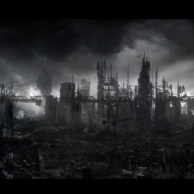 City of Ash and Iron