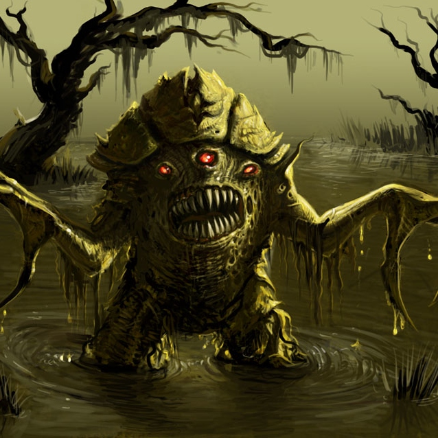 Acidic Death Swamp... of Death